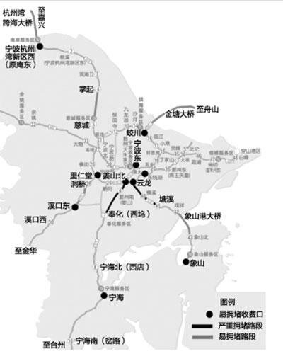 在G1501绕城高速朝阳出口下高速走三高连接线