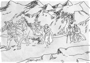 红军长征简笔画-东南商报·数字报刊平台