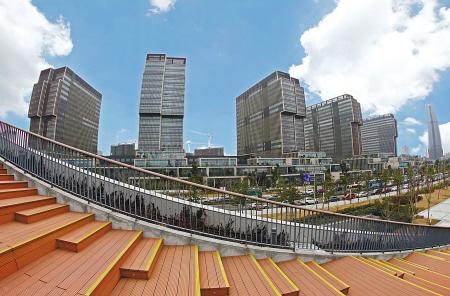 和丰创意广场搭建优质工业设计平台图片