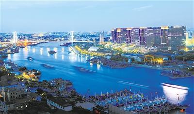 """建设国际港口名城 宁波成""""名""""之路在何方?"""