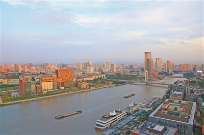 杭甬运河宁波城区航段-宁波日报社数字报刊平台