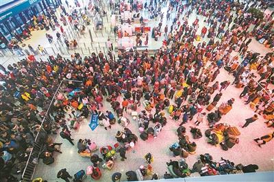 节前春运高峰来临 未来几天宁波中短途客流将明显上升-新闻中心-中国宁波网