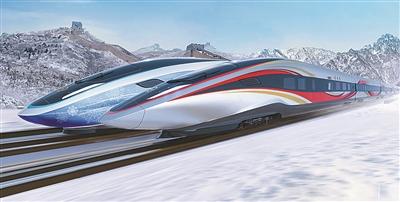 京张高铁智能动车组众创设计发