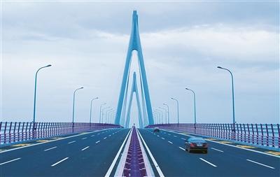 杭州湾跨海大桥.