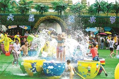本届泼水iseedy电影节将持续至9月1日