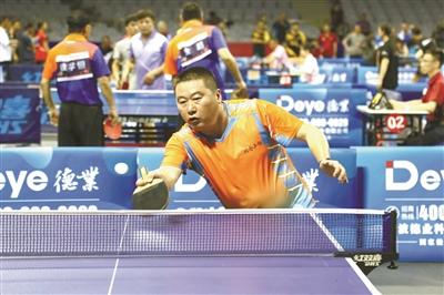 2019年浙江省第八屆乒乓球等級積分賽(北侖站)落幕