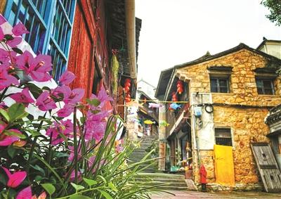 """石浦渔港古城:""""引擎""""升级引领旅游高质量发展"""