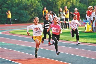 江北区实验小学有3个市级竞技体育训练点