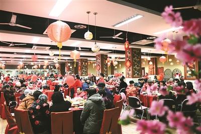 """穷人赚钱门路今年春节期间 宁波282家养老机构""""不打烊"""""""