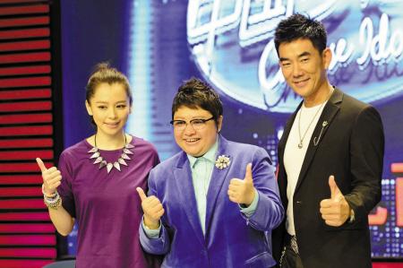 第二季《中国梦之声》导师四变三
