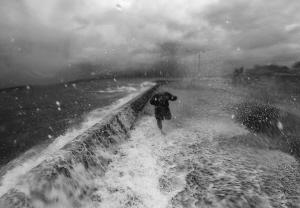 货船遇台风下落不明,危害很大
