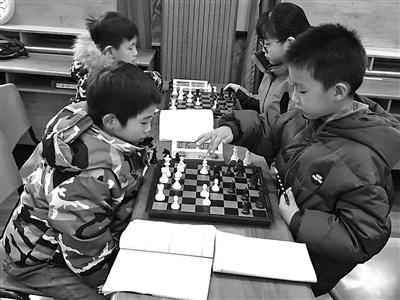 """宁波市国际象棋等级赛决出""""十佳小棋手"""""""