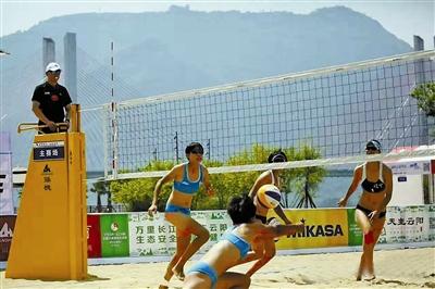 宁波张康立进入沙排国家队 裴悦成中国女篮一员