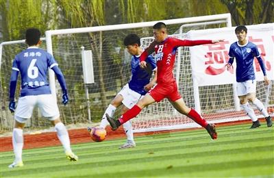 宁波银博足球俱乐部继续冲击职业队资格
