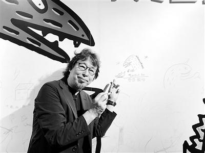 日本绘本作家宫西达也做客宁波