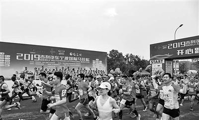 全国2019最具影响力马拉松排行出炉 宁波三项入围TOP100