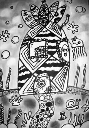 海绵宝宝的魔法小屋